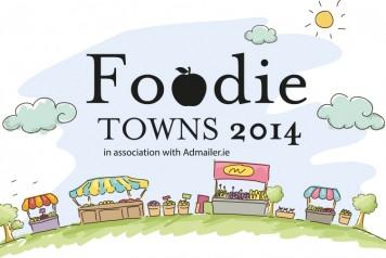 Foodie Towns Logo Ideas 13